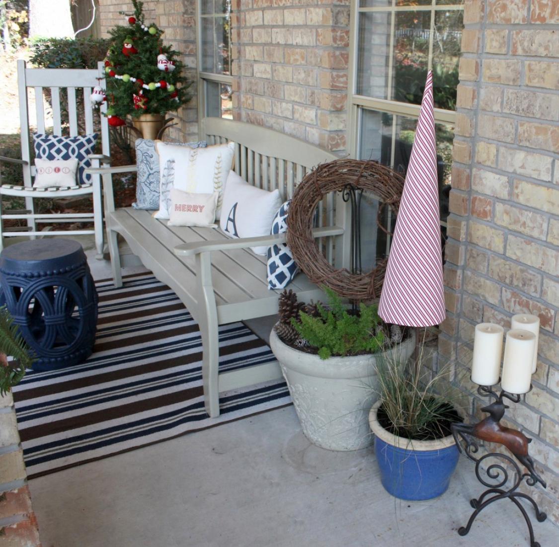 Декор террасы 2