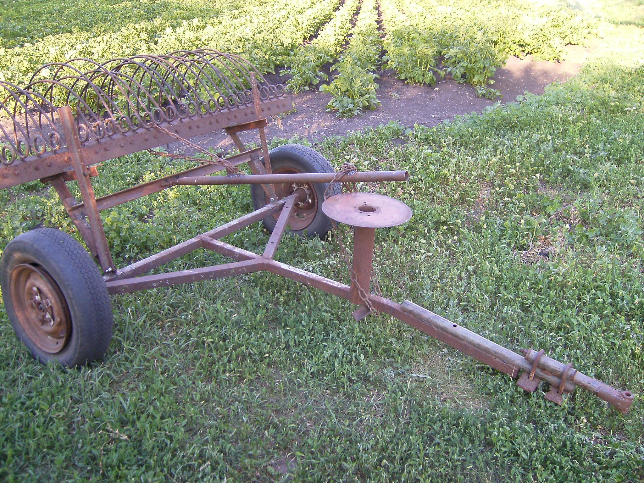 Жигулёвские колёса для мотоблока ( самодельные переходники.