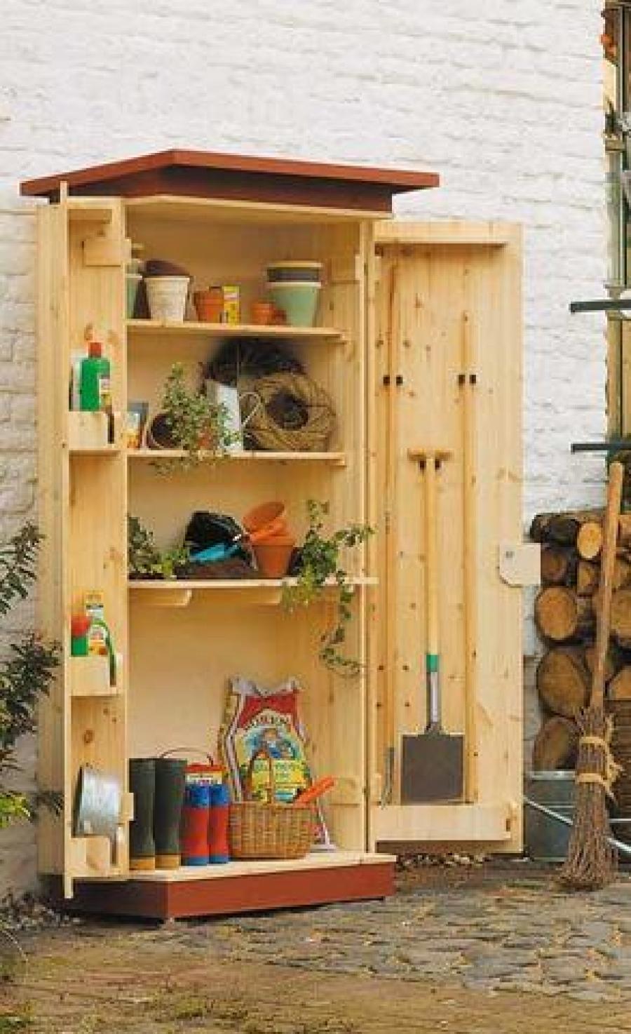Хранение садового инвентаря своими руками фото 806