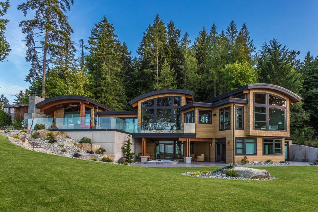 Красивих домів фото
