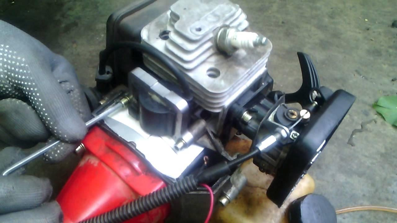 если не заводится мотор 4