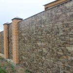 забор для частного дома - 4