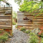 забор для частного дома - 8
