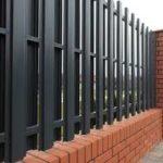 забор для частного дома - 9