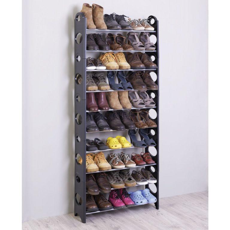 Полки для обуви из профиля