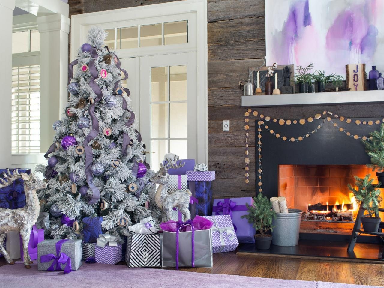 purple-and-white-holiday-decor