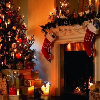 Украшаем дом к Новому 2017 году — лучшие идеи праздничного новогоднего декора своими руками (50 фото)