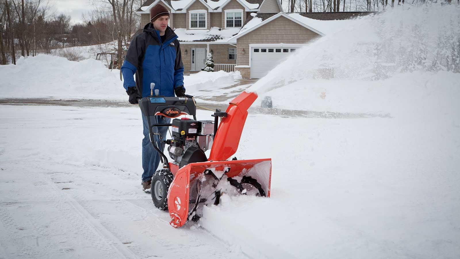 Снегоуборочная машина своими руками: достойная альтернатива