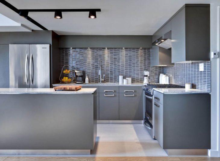 современные кухни 2019
