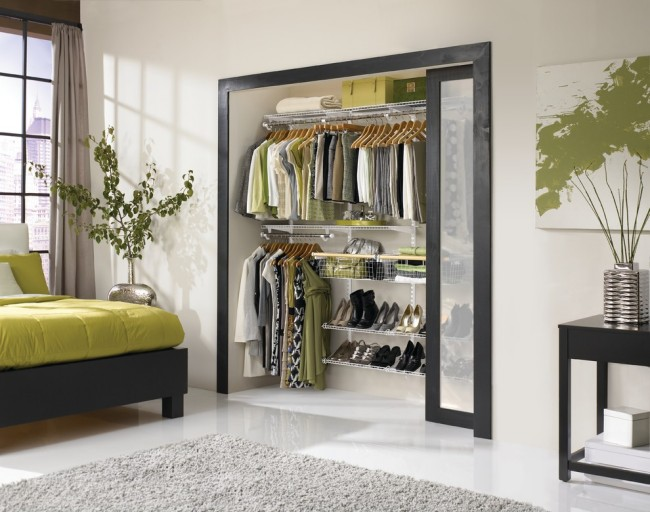 Гардеробная комната - 30 фото дизайна гардеробной