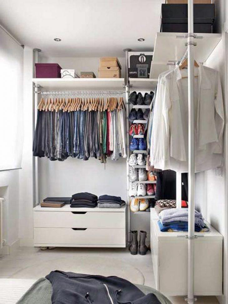 стеллажи для гардеробной