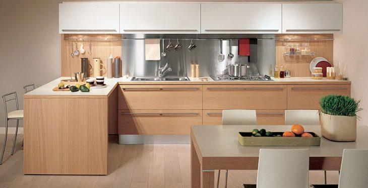 интерьер мебели кухни фото