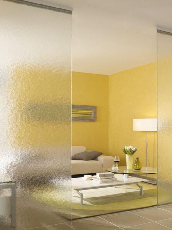 стеклянные двери межкомнатные фото