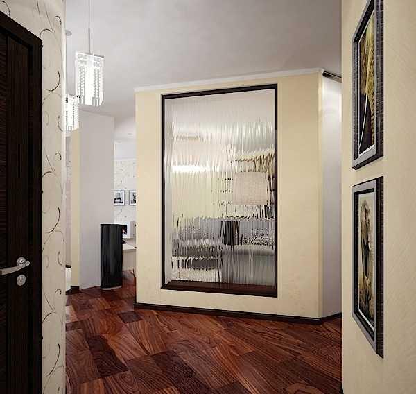 стеклянные перегородки в интерьере