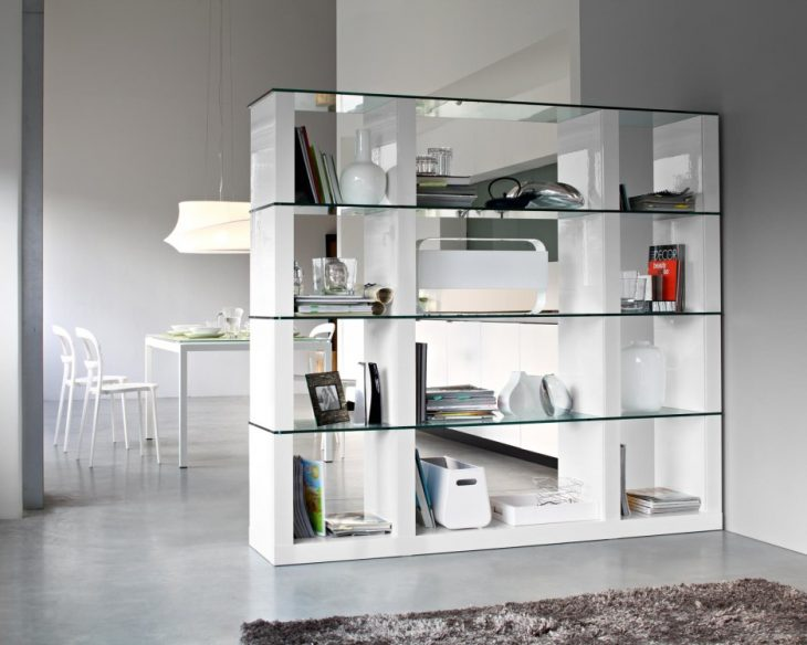 стеклянные шкафы фото