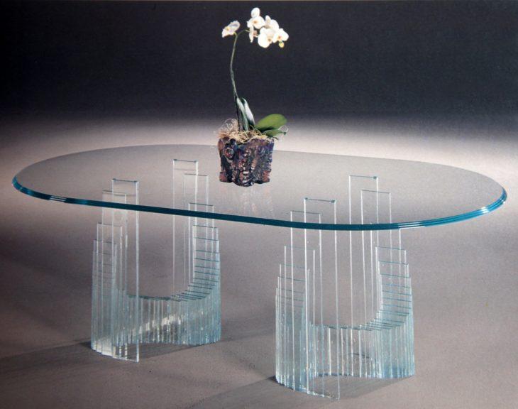 Стеклянные интерьеры – 50 фото идей