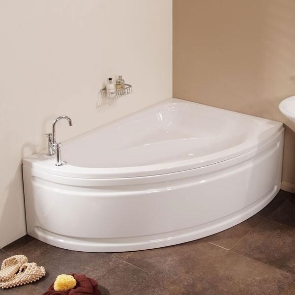 угловые ванные фото