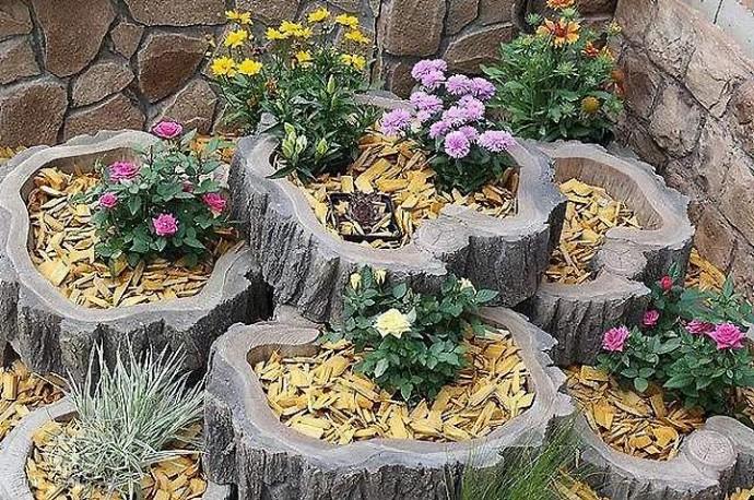 Инструменты для цветника на дачном участке