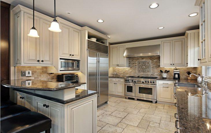 кухни современные дизайн и интерьер фото