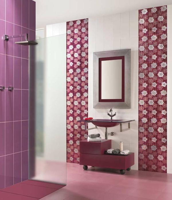 дизайн плитки ванной и туалета