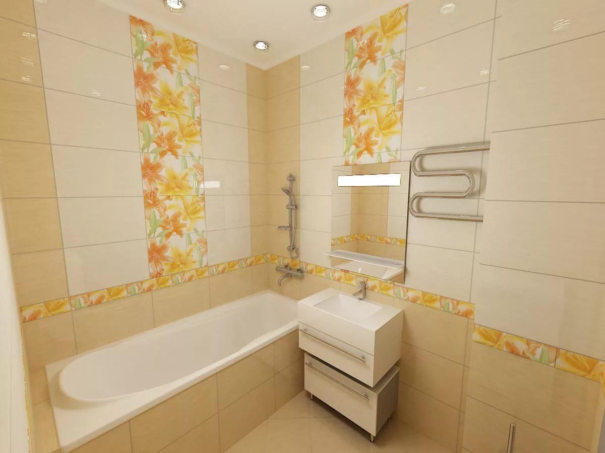 Кафельная плитка для ванной дизайн
