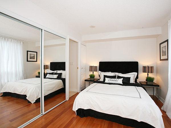 фото маленькой спальни в квартире