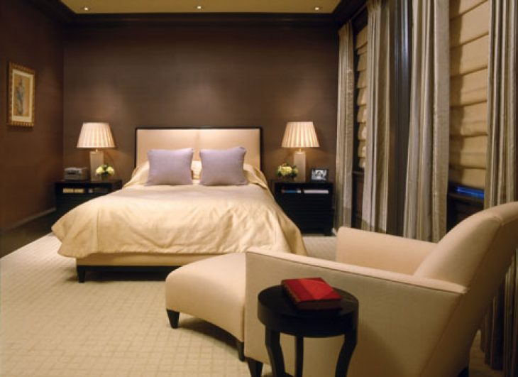 Красивый дизайн маленькой спальни - 40 фото уютной маленькой спальни