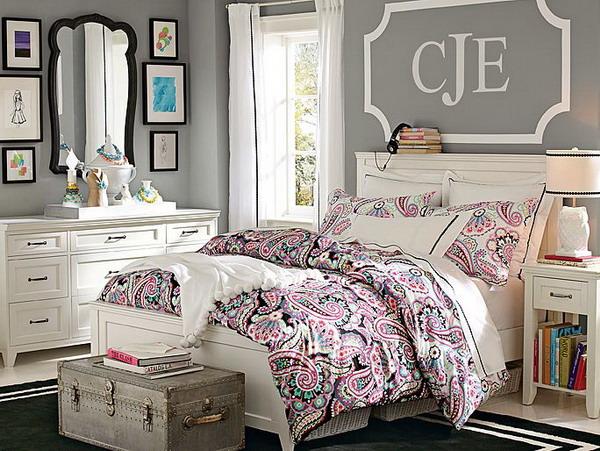 фото спальни в современном стиле для подростков