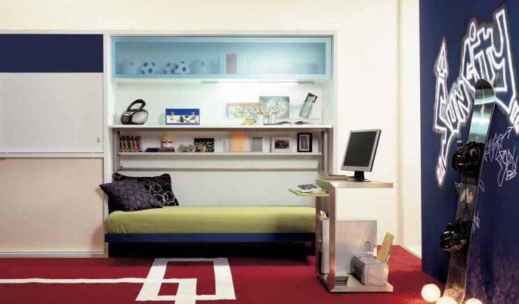 спальня для подростка фото