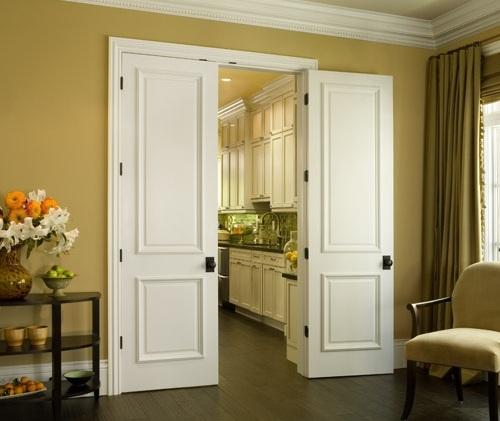 межкомнатные двери в современном стиле