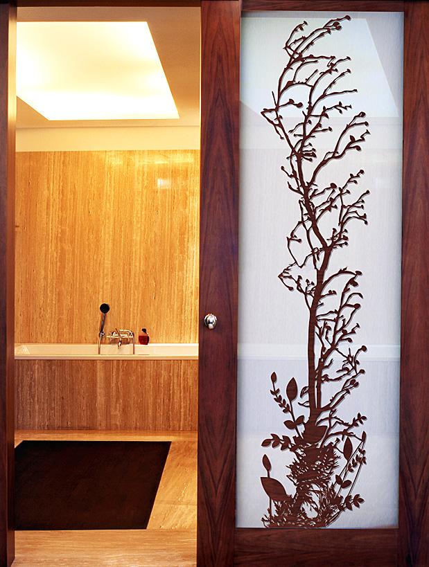 дизайн раздвижных межкомнатных дверей