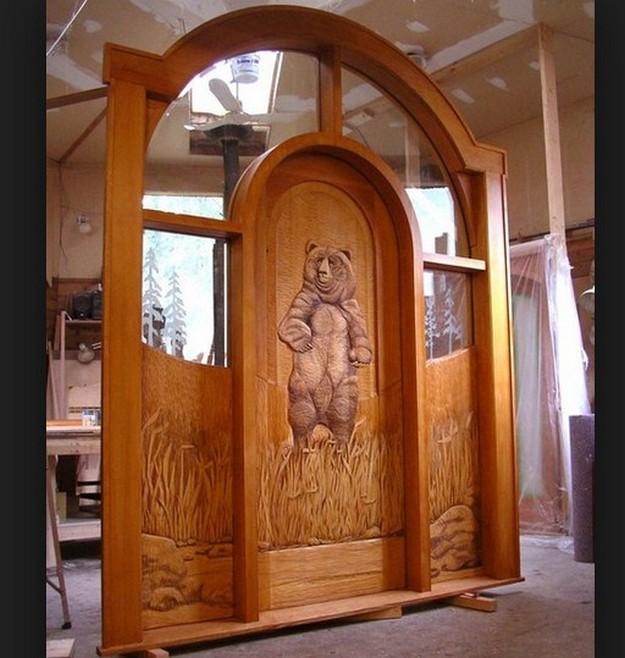 Стиль межкомнатных дверей. 45 фото дизайна межкомнатных дверей