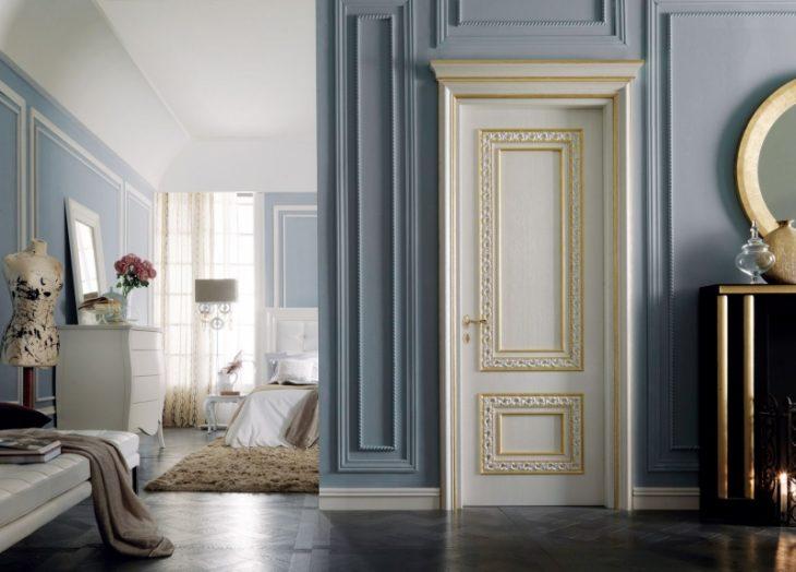 дизайн дверей межкомнатных фото