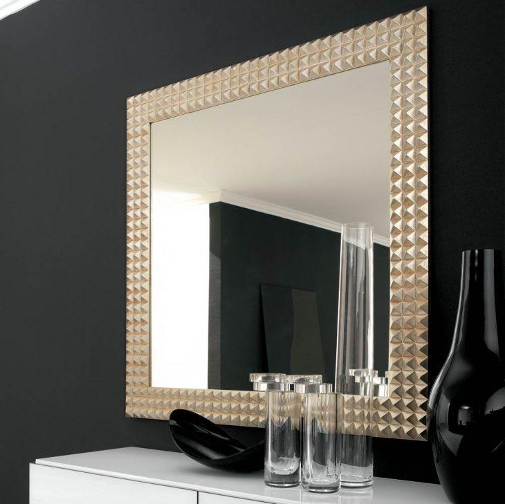 Зеркала в интерьере - 50 фото дизайнерских идей