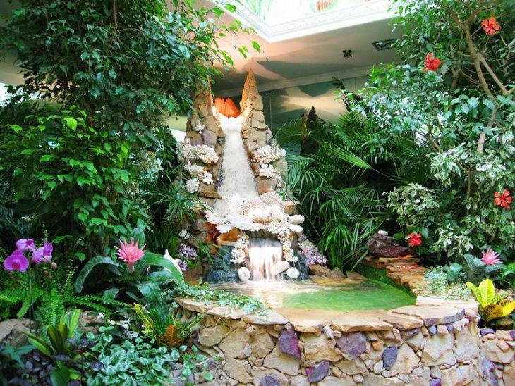 зимний сад в квартире фото