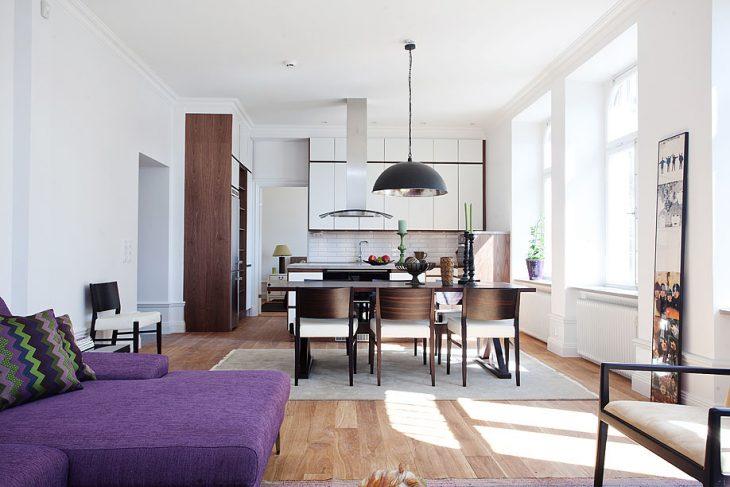 интерьер маленьких квартир студий фото