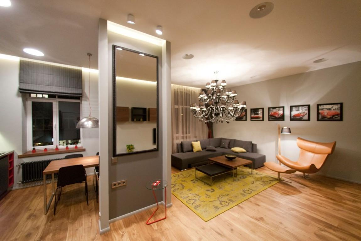 Красивые интерьеры квартир студий фото