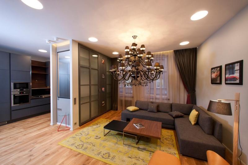 Реальные квартиры интерьер фото