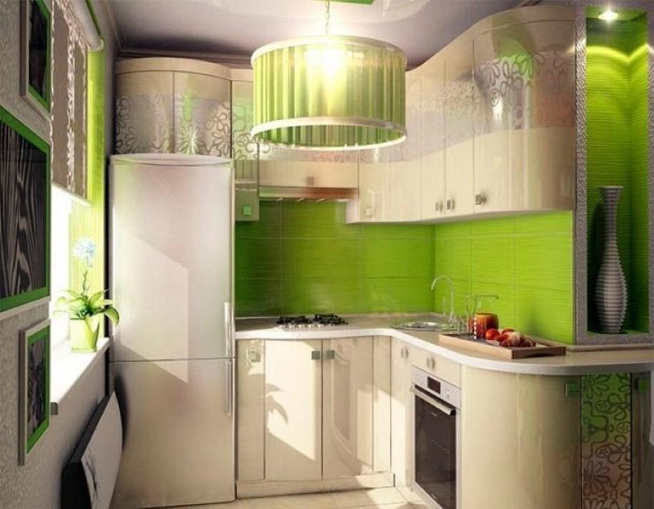 Маленькие кухня дизайн