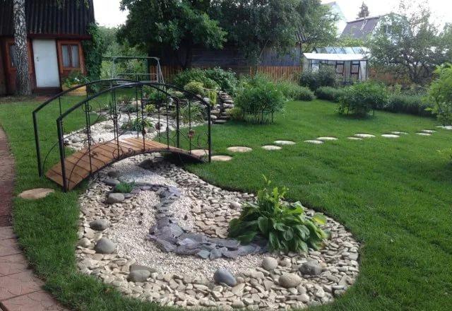 проект ландшафтный дизайн загородного дома