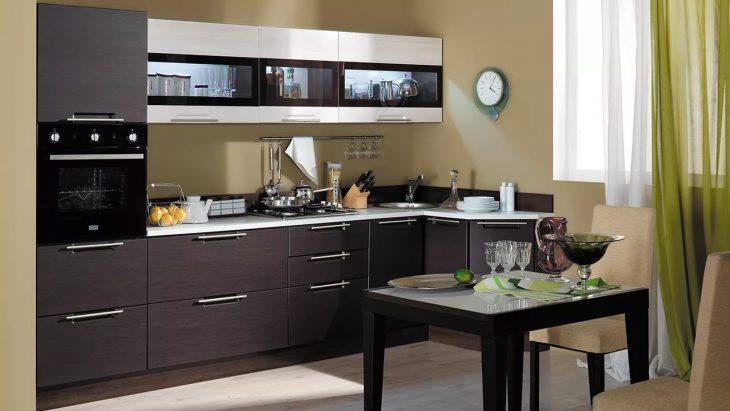 угловые шкафчики для кухни