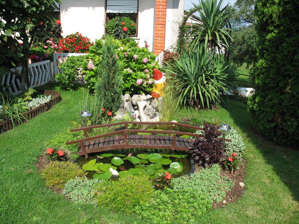 Дизайн сада своими руками 80 фото идей обустройства