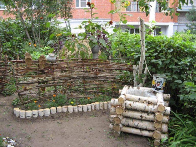 Декор садового 93