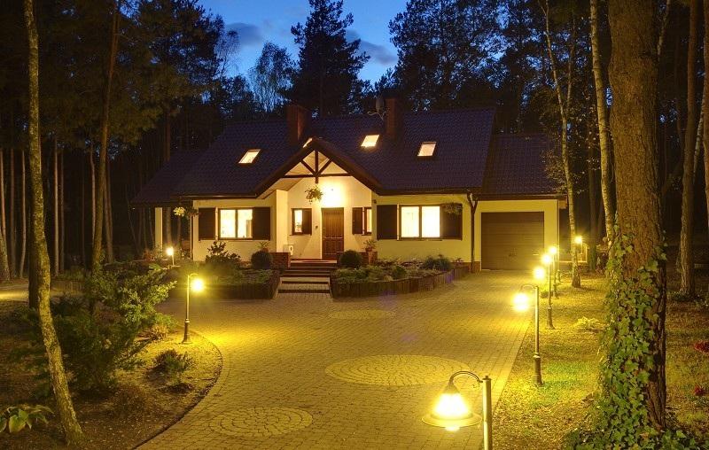 Освещение частного дома своими руками светодиоды 67