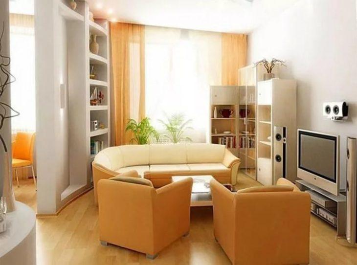 перепланировка однокомнатной квартиры хрущевки фото