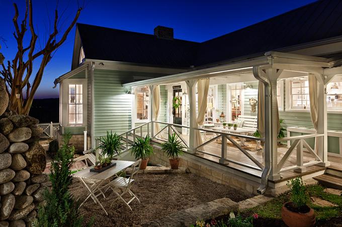 дизайн террасы в частном доме фото