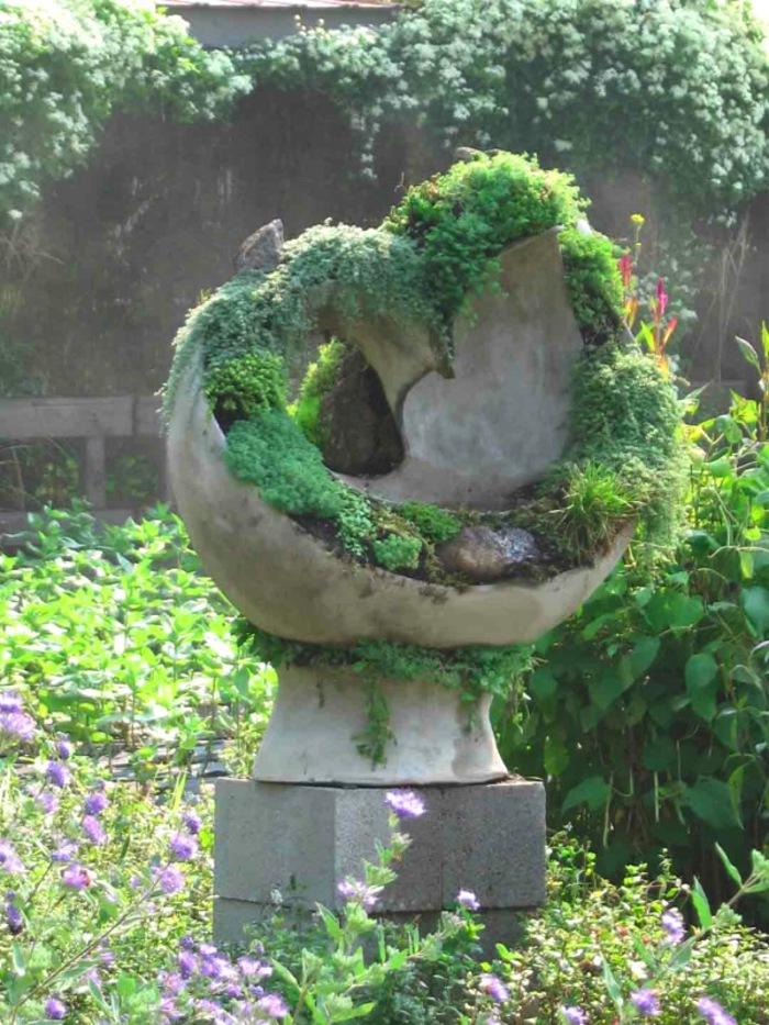Садовые поделки из бетона своими руками фото