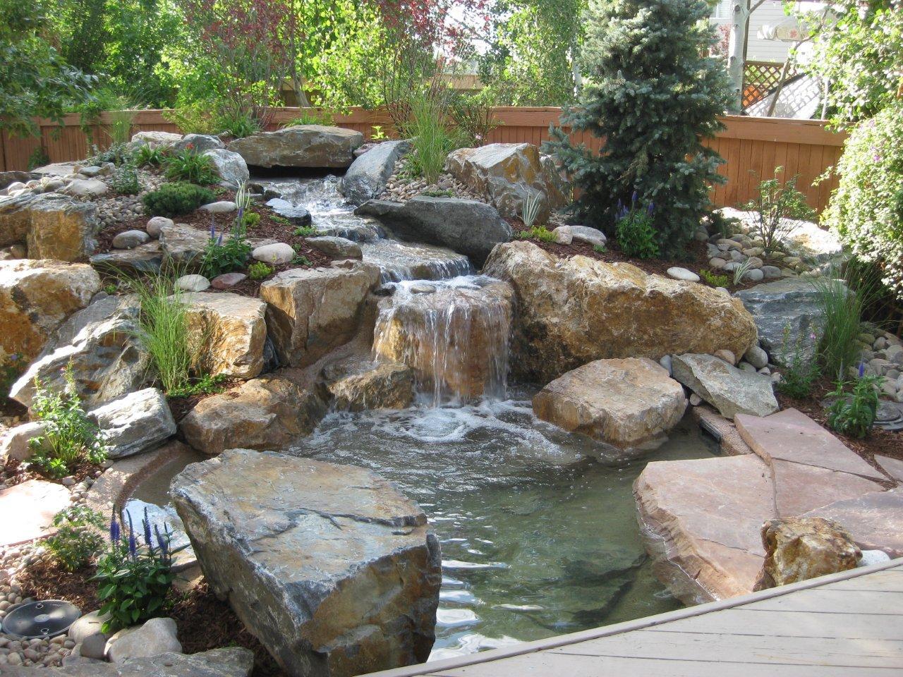 Натуральные камни для ландшафтного дизайна