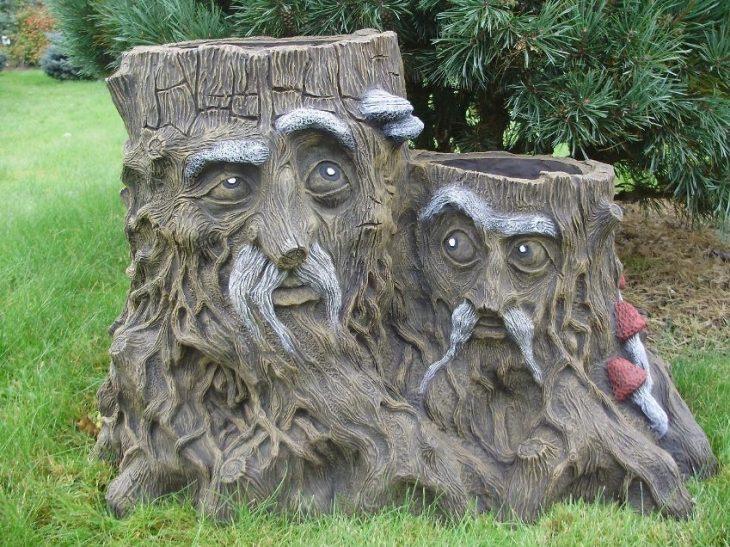 скульптуры для сада