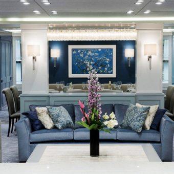 Новый дизайн гостиной 2018 - 65 фото современных идей